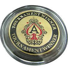 Casino Poker Card Guard Cover Protector Tournament Winner