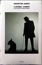 Martin Amis, Lionel Asbo. Stato dell'Inghilterra, Ed. Einaudi, 2013