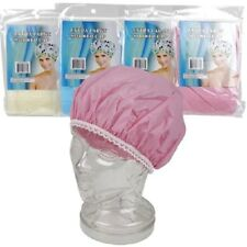 EXTRA LARGE ASSORTMENT PROTECTIVE BATH HAT SHOWER HAIR CAP WATERPROOF ADULT SIZE