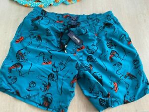 Mens Vilebrequin Swim Shorts 4XL New with tags
