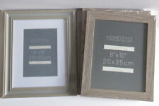 Photo / Picture Frames 8 x 10 inch - Basic Style x 3, French Style x 1 - Plse Rd