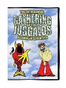 Gathering 18 DVD Wraith & Shaggy ICP TWIZTID DARK LOTUS SHIRT CD JERSEY CHARM