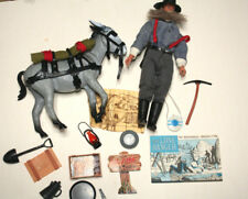 """Gabriel Hubley The Lone Ranger 10"""" scale MYSTERIOUS PROSPECTOR playset"""