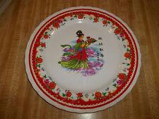 Fataco Melamine Ware Plate - Chinese Lady