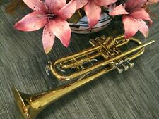 """Beautiful King Tempo Trumpet, Model """"600"""" in Superb Condition! MSRP is $1271!"""