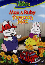 NEW DVD // TREEHOUSE // MAX AND & RUBY // FIREMAN MAX // 50 minutes