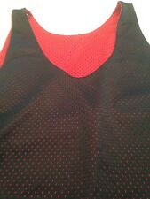 Pro Spirit Basketball Tank Top Sleeveless Exercise Shirt Medium Euc Reversible