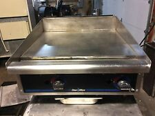"24"" Star Max Gas Griddle, Super Clean!"