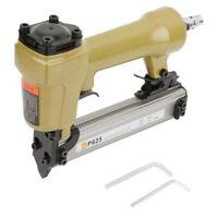 NEW P625 Gauge Pneumatic Nail Gun Micro Air Pin Nailer Air Power Stapler Tool