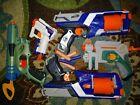 Nerf Gun Lot Strongarm triad ex3