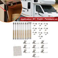 Gas Strut Spring Prop Shock Lift Support Fits RV Kitchen Cabinet-Door Set Of 10