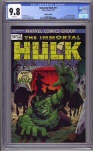 Immortal Hulk #17 CGC 9.8 Megacon Edition Frankies Comics (2019) Highest Graded