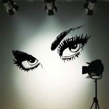 her Sexy Eyes Wall Sticker Decals DIY Home Decor Wall Mural Removable Stickers