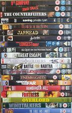 DVD Bundle / Joblot (20 War Movies in Total)