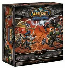 World of Warcraft Miniatures Game Deluxe Edition Starter WOW Loot Card NEW