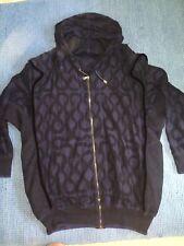 Vivienne Westwood mens navy squiggle  hoodie jacket size xxl MAN