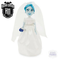 """Disney Parks Haunted Mansion Ghost Bride Constance 14"""" Doll Plush"""