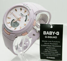 ✅ Casio Baby-G BABY-G BSA-B100-4A2ER Smartwatch Bluetooth®-Technologie ✅