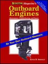 Outboard Engines: Maintenance
