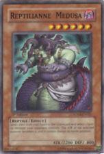 Yugioh! Reptilianne Medusa - SOVR-EN021 - Common - Unlimited Edition Near Mint,
