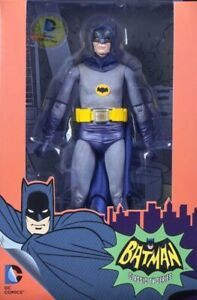 NECA Adam West Batman 1966 DC Comics Classic Tv Series Action Figure !!