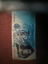 Banconota 500000 lire Raffaello circolata