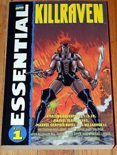 MARVEL COMICS ESSENTIAL ~ 2005 KILLRAVEN VOL 1 ~ TPB OOP