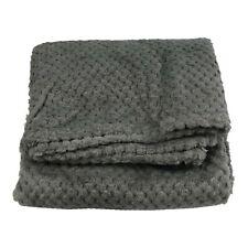 super soft Pet Cat or Dog Soft Fleece Sleeping Blanket Bed s -m- l