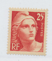 France Stamp Scott #552, Mint Hinged