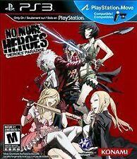 No More Heroes: Heroes'' Paradise Playstation 3