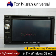 "6.2"" Navigation Car DVD GPS  for NISSAN Navara Patrol Pathfinder X-trail  Tiida"