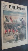 JOURNAL LE PETIT PARISIEN N°1142 DIMANCHE 6 OCTOBRE 1912 ABE