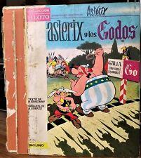 La Colección Piloto (tapa dura) ASTERIX nº 3: ASTERIX Y LOS GODOS. Molino, 1966