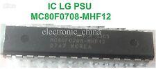 LG MC80F0708-MHF12 DIP-28 8-BIT SINGLE-CHIP