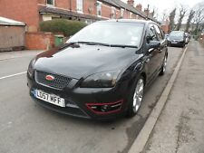 2007 FORD FOCUS ST-3 BLACK MODIFIED TO 280-290BHP ***MOT JANUARY 2019***