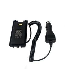 NEW 12-24V Car Charger Battery Eliminator for TYT MD-390 Two Way Radio