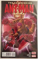 The Astonishing Ant-Man #2 Marvel comic 1st Print 2016 NM ships in t-folder