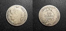 IIIème République - 50 centimes Cérès 1871 K, Bordeaux - F.189/2