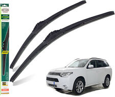 "Mitsubishi Outlander 2012-on replacement wiper blades HEYNER HYBRID 26""18"" FRONT"