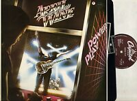 APRIL WINE power play EST 12218 with inner uk capitol 1982 LP VG/EX