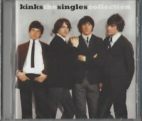 THE KINKS / THE SINGLES COLLECTION * NEW CD 2004 * NEU *