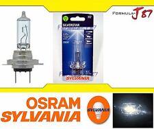 OB Sylvania SilverStar H7 55W One Bulb Head Light Low Beam Replacement Upgrade