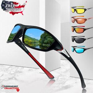 Polarized Sunglasses Sport Running Fishing Driving Glasses Cycling For Men Women