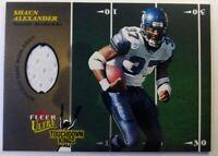 2003 03 Fleer Ultra Touchdown Kings Shaun Alexander Jersey #TK/SA, Seahawks