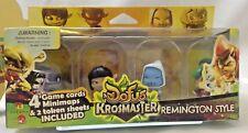 Dofus Krosmaster Arena Season 01 Remington Style Set (4 Figures Sealed) Ankama