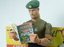 1/6 Scale Comic Book - Avengers No. 1 - A must for your Avengers figures!