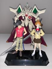 Bandai Anime Collector The Vision of Escaflowne Hitomi Kanzaki Van Fanel Figure