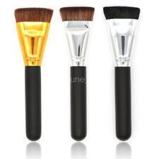 Flat Contour Brush Foundation Powder Bronzer Makeup Cosmetic Beauty Tools Pro