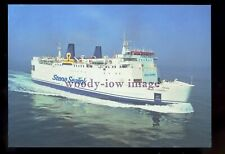 FE3511 - Stena Sealink Line Ferry - Stena Cambria , built 1979 - postcard