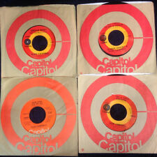 Glen Campbell Lot of 4 45s Dream Baby all I have to do is dream Try a Little Kin